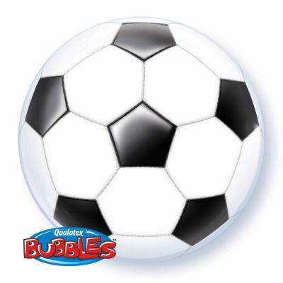 "Qualatex Bubble 56cm (22"") Soccer Ball"