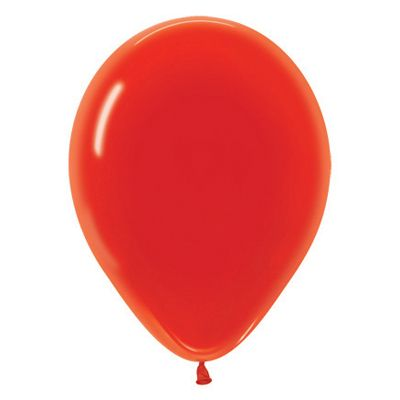 DTX (Sempertex) Balloon 100/30cm Crystal Red