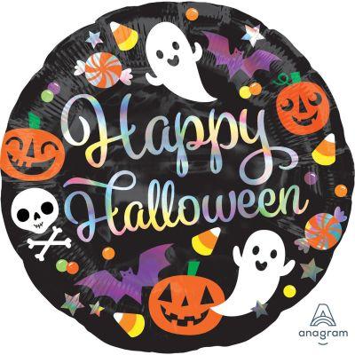 "Anagram Foil 45cm (18"") Holographic Iridescent Halloween"