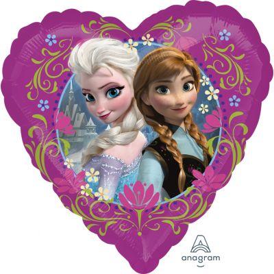 Anagram Licensed Foil 45cm Frozen Love