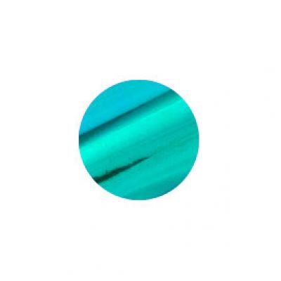 Medium 2cm Confetti (250g Zip Lock Bag) Metallic Teal