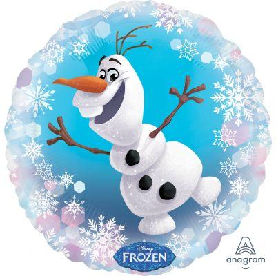 Anagram Licensed Foil 45cm Frozen Olaf