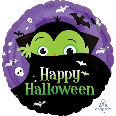 "Anagram Foil 45cm (18"") Halloween Dracula"