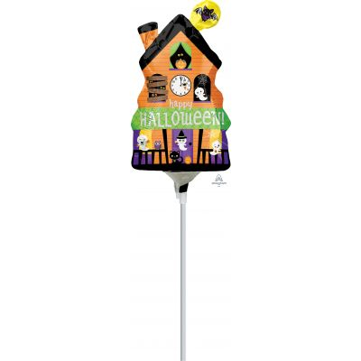 """Anagram Microfoil 35cm (14"""") Halloween Haunted House - Air fill (unpackaged)"""