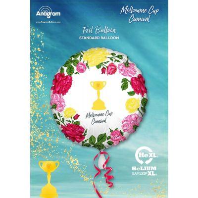 Anagram Licensed Foil 45cm Melbourne Cup Carnival Trophy