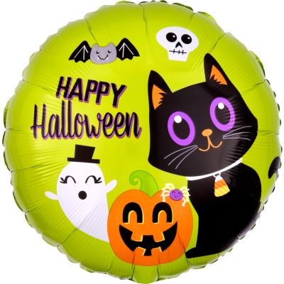 "Anagram Foil 45cm (18"") Halloween Critters"