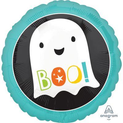 "Anagram Foil 45cm (18"") Boo Ghost"
