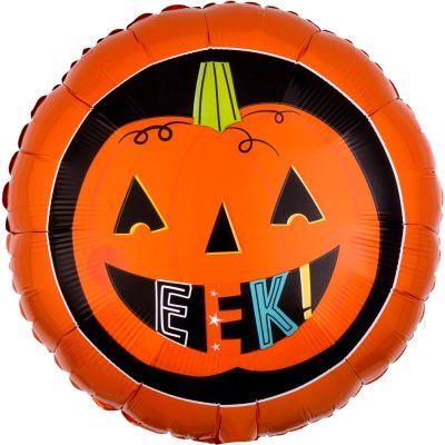 "Anagram Foil 45cm (18"") EEK Pumpkin"
