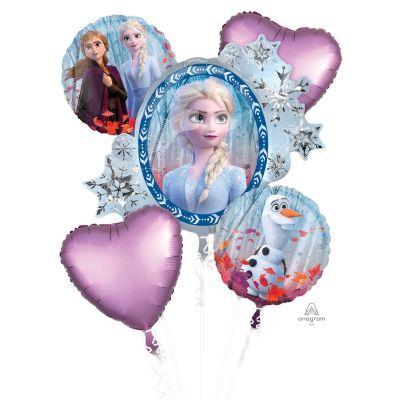 Anagram Licensed Balloon Bouquet Frozen 2