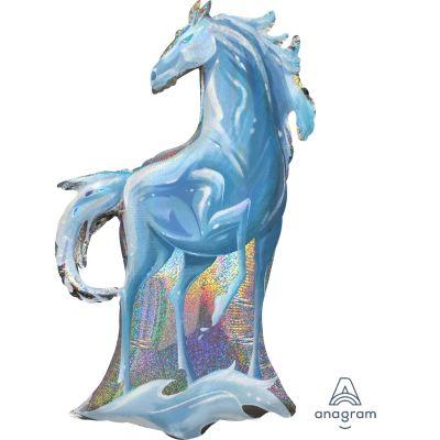 Anagram Foil Licensed Shape Frozen 2 Nokk the Water Spirit (58cm x 96cm)