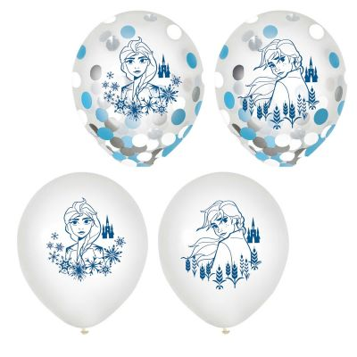 """Amscan Licensed Latex 3/12"""" Frozen 2 (discontinued)"""