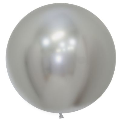 DTX (Sempertex) Balloon P1 60cm Reflex Silver
