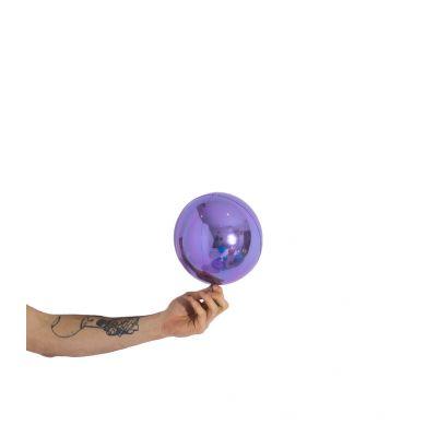 "Loon Balls® 18cm (7"") Metallic Lilac"