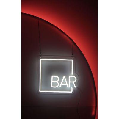 LED Sign Bar (40cm x 36cm) White