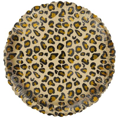 "Tuftex Foil Round 45cm (18"") Catty Simba"