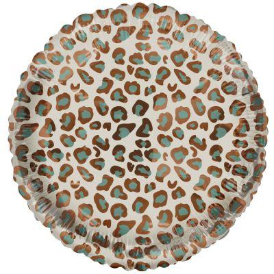 """Tuftex Foil Round 45cm (18"""") Catty Wild"""