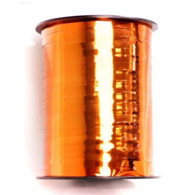 Elegant Curling Ribbon (flat) 455m Metallic Copper