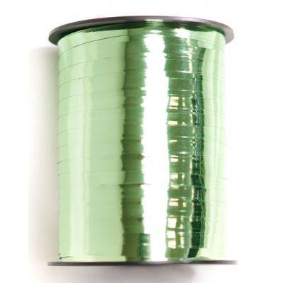 Elegant Curling Ribbon (flat) 455m Metallic Mint