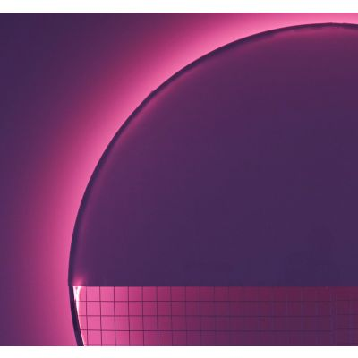 Premium Waterproof LED Rope Light (3.2m x 10mm) Light Pink