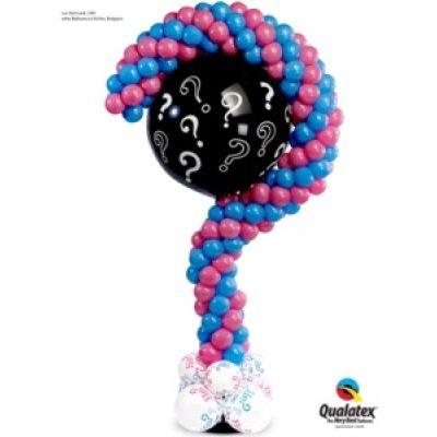 2.3m Question Mark Balloon Frame