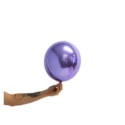 "Loon Balls® 25cm (10"") Metallic Lilac"
