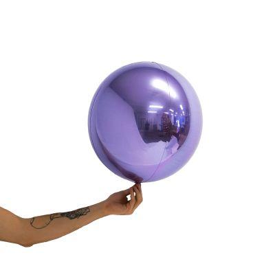 "Loon Balls® 35cm (14"") Metallic Lilac"