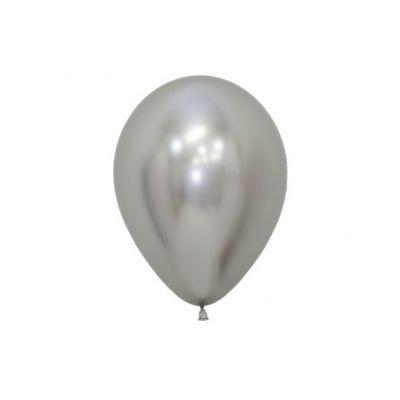 DTX (Sempertex) Latex 50/12cm Reflex Silver