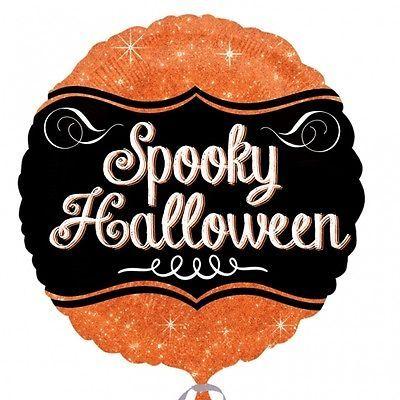 "Anagram Foil 45cm (18"") Spooky Halloween"