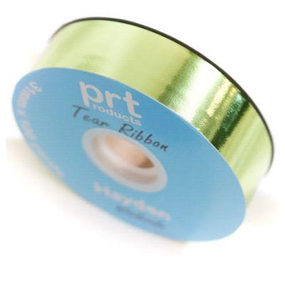 Tear Ribbon 31mmx92m Metallic Mint